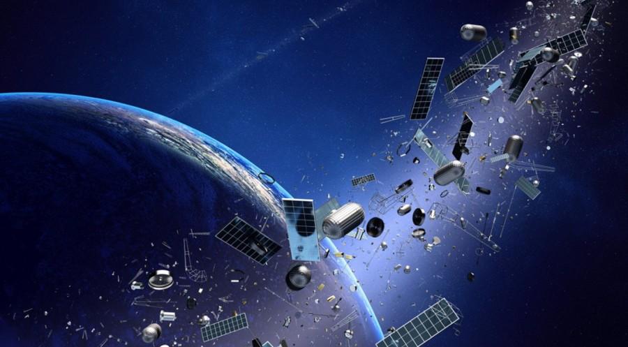 Amiről mélyen hallgatnak az űrkutatók: szeméttelep kering a Föld körül!