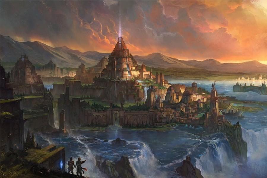 Atlantisz legendája