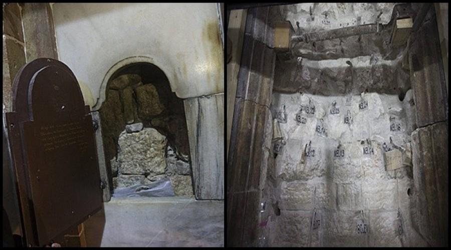 Jézus sírjának feltárása közben döbbenetes titokra bukkantak!
